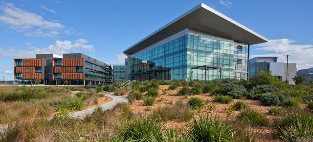 Photograph of the innovation campus